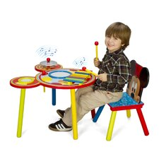 <strong>Delta Children</strong> Disney Mickey Mouse Kids Musical Table