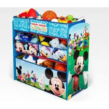Disney Mickey Mouse Toy Organizer