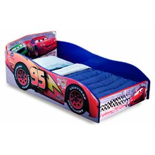 Disney Pixar Cars Toddler Bed II