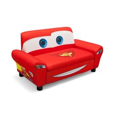 Disney Pixar's Cars Upholstered Sofa with Storage