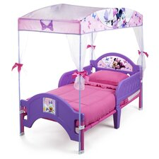 <strong>Delta Children</strong> Disney Minnie Mouse Bow-tique Canopy Bed