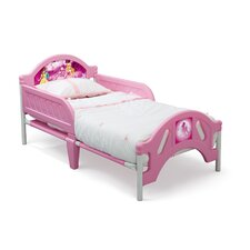 Disney Princess Convertible Toddler Bed
