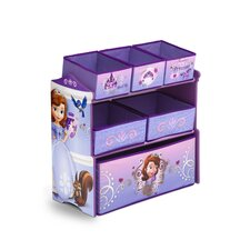 Sofia the First  Multi Bin Storage Organizer