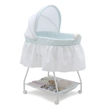 Sweet Beginnings Lattice Bassinet