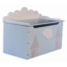 <strong>Just Kids Stuff</strong> Princess Castle Toy Box