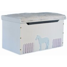 <strong>Just Kids Stuff</strong> Horse Toy Box