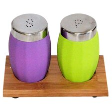 Imperial Gilda Salt and Pepper Set