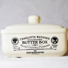Charlotte Watson Butter Box