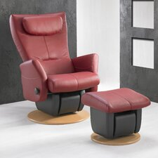 217 Cologne Glider with Closed Base and Ottoman