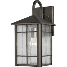 <strong>Forte Lighting</strong> 1 Light Outdoor Lantern