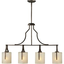 4 Light Kitchen Island Pendant