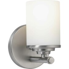 <strong>Forte Lighting</strong> 1 Light Wall Sconce