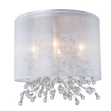 Sherwood 4 Light Semi Flush Mount