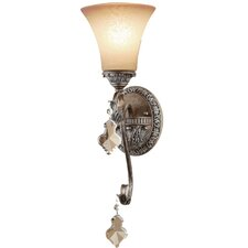 Vienna 1 Light Bracket Wall Sconce