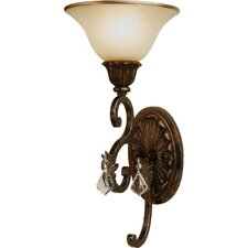 Florence 1 Light Wall Sconce