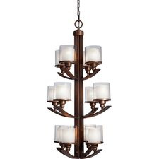 Sierra 12 Light Chandelier