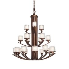 Sierra 21 Light Chandelier