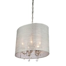 Claremont 5 Light Drum Chandelier