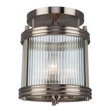 Bankroft Semi Flush Mount