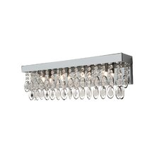 Elegante 4 Light Bathroom Vanity Light