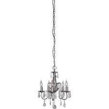 <strong>Artcraft Lighting</strong> Claremont 5 Light Mini Chandelier