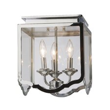 Cambridge 3 Light Semi Flush Mount