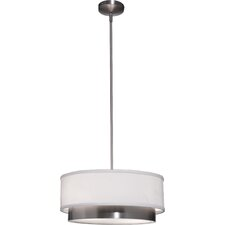 Scandia 1 Light Rod Pendant