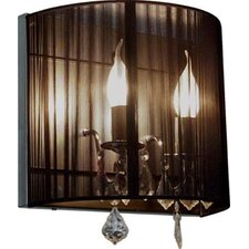 <strong>Artcraft Lighting</strong> Claremont 2 Light Wall Sconce