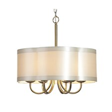 Richmond 6 Light Drum Pendant