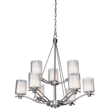 Andover 9 Light Chandelier