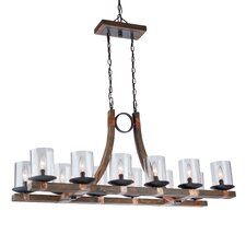Hockley 12 Light Kitchen Island Light