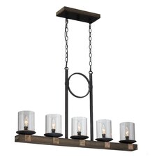 Hockley 5 Light Kitchen Island Light