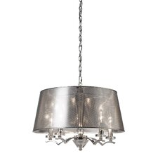Brera 5 Light Drum Pendant