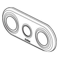 18 Series Small Escutcheon
