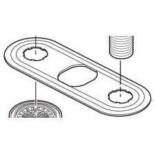 Leland Gasket Bathroom Faucet
