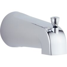 Wall Mount Tub Spout Trim Diverter