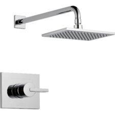 Vero Diverter Shower Faucet Trim with Lever Handle