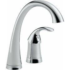 Pilar Single Handle Widespread Bar Faucet with Diamond Seal Technology