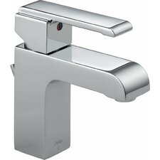 Arzo Series Single Hole Bathroom Faucet with Single Handle