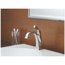 <strong>Delta</strong> Dryden Single Hole Bathroom Faucet with Single Handle and Diamond Seal Technology