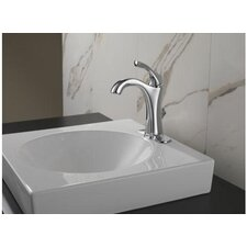<strong>Delta</strong> Addison Single Hole Bathroom Faucet with Single Handle and Diamond Seal Technology