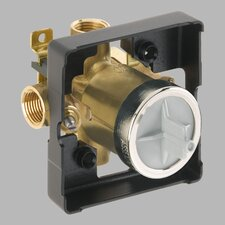 <strong>Delta</strong> Classic Universal Tub and Shower IP Valve Body with Stops