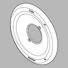 <strong>Delta</strong> Escutcheon Tub-Shower for 1700 series