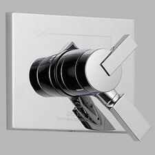 Vero Monitor 17 Series Diverter Valve Shower Faucet Trim