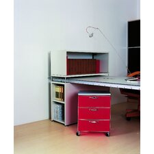 Positive Design Isotta Drawer Rack