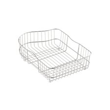 <strong>Kohler</strong> Hartland Left Side Wire Rinse Basket