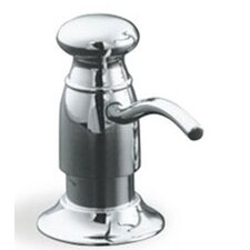 Fairfax Traditional 16 Ounce Brass Soap / Lotion Dispenser