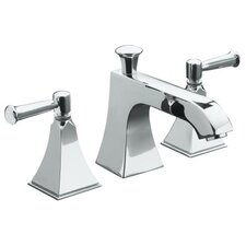 <strong>Kohler</strong> Memoirs Bath- Or Deck-Mount High-Flow Bath Faucet Trim with Lever Handles and Stately Design, Valve Not Included