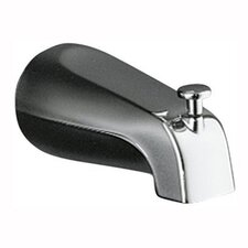 Coralais Diverter Bath Spout with Slip-Fit Connection