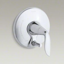 Refinia Valve Trim with Push-Button DIVerter, Valve Not Included